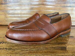 """Mens Allen Edmonds """"Randolph"""" Dress Loafers Shoes Size 9.5 D"""