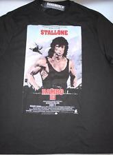 Rambo 3 (Talla L) Sylvester Stallone - Hombre Camisetas
