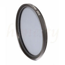 58mm Complete Grey ND 2 /4/ 8 Lens Filter For DSLR SLR Camera Free option