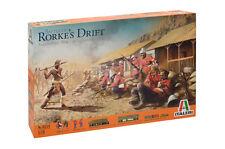 BATTLE of RORKE 's DRIFT - Diorama Set Kit Italeri 1:72 IT6114