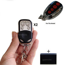 Remote control addon kit fits Steel-line SD800 garage door opener ZT-07