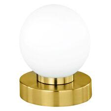 Kugeltischleuchte Nachtischlampe Touchschalter Tischleuchte Lampe Kugel Glas