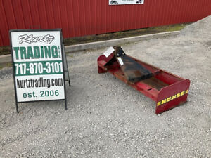 """Howse 60"""" Box Blade for Compact Tractors"""