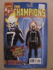 Champions #1 Marvel Comics 2016 Classic Action Figure Variant 9.6 Near Mint+