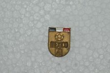 1970 World Cup Jules Rimet Cup MEXICO Pin By G. krummacher Menden/RHLD Excellent