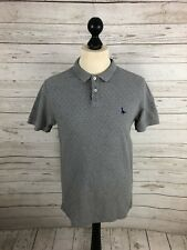 JACK WILLS Polo Shirt - Medium - Grey - Great Condition - Men's