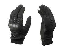OAKLEY SI Factory Pilot Assault Men's Tactical Knuckle Gloves Black Small