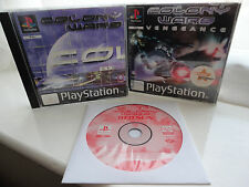 Conony Wars 1, Vengeance & Red Sun Game Bundle for Playstation 1 PS1 PS2 PS3
