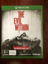 The Evil Within, Xbox One Game Includes Manual Complete