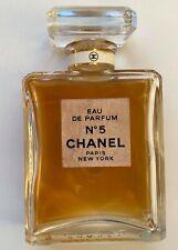 CHANEL NO 5 EAU DE PARFUM 50 ML 1.7 fl oz  RARE VINTAGE