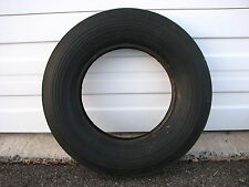 "1950's-1960's Vintage ?? NOS ""Universe"" 160 x 40 Black Wall Tire Metric Sized ??"