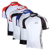 New EOC Men's Short Sleeve Cycling Jersey Bicycle Bike Shirts Size S-3XL J01-04