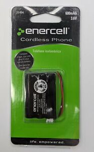 Enercell Rechargeable Ni-MH 3.6v 600mAh Cordless Phone Battery 23-894