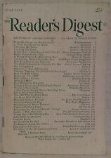 June 1948 Reader's Digest!!!