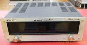 MARANTZ F040088 MODEL 140 Power Amplifier Power Supply Voltage 100V From Japan