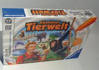 Ravensburger TipToi 005130 - Abenteuer Tierwelt 4-8 Jahren Neu/New
