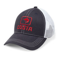 Costa Del Mar Marlin XL Fit Trucker Hat, Navy