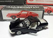 Maserati Mistral Coupe Russian remake of Mebetoys MIB 1/43