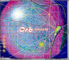 ORB - TOXYGENE - 4 TRACK 1997 CD SINGLE [INC REMIXES]