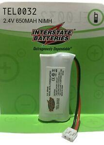 VTech BT162342 Replacement Battery Pack 2.4V 650mAh NiMH