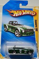 Hot Wheels 2009/033 - New Models 33/42 - Triumph TR6 - 2nd Color