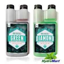 BIO DIESEL GREEN DIAMOND 1L HIGH QUALITY ORGANIC HYDROPONIC NUTRIENTS