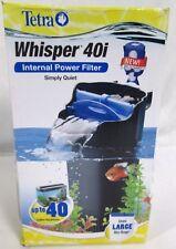 Tertra Whisper 40i Internal Power Filter, 40 Gallon, Simply Quiet