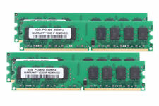 16GB Kits 4PCS 4GB DDR2 PC2-6400U 800Mhz 240pin CL6 DIMM Only AMD Chips Memory #