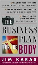 107 The Business Plan for the Body, Jim Karas,WEIGHT LOSS,WORKOUTS,EATING PB