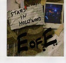 (GM852) EofE, Stars In Hollywood - 2015 Sealed DJ CD