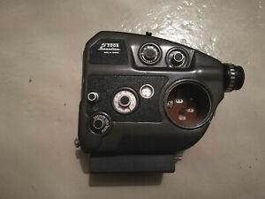 Beaulieu S 2008 Super 8 Kamera  mit Flat Base / Mount - inkl. Recell Akkus