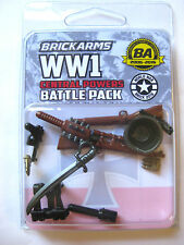 BRICKARMS WWI Central Powers Pack 2016 for Lego Minifigures Limited Edition NEW