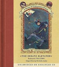 USED (GD) The Ersatz Elevator (A Series of Unfortunate Events, Book 6) by Lemony