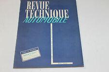 revue technique automobile mai 1953 simca9 sport tracteur vierzon en tbe