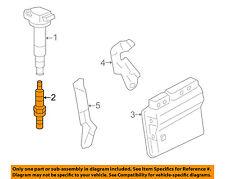 Pontiac GM OEM 09-10 Vibe 1.8L-L4 Ignition-Spark Plug 19185438