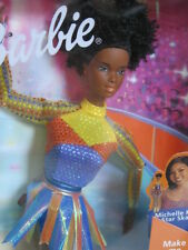 Olympic Barbie Star Skater Special Edition 2001 African American Doll Htf