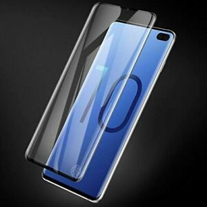 Screen Protector For Samsung Galaxy S10 S10e S10 Plus Full Cover Tempered Glass