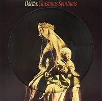 Odetta - Christmas Spiritual [New Vinyl LP] Picture Disc, UK - Import