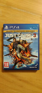 Just Cause 3 (Playstation 4 PAL) (CIB)