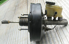 1992 1993 1994 1995 Toyota Pickup 4x2 22RE Brake Booster and Master Cylinder