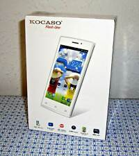 "NEW KOCASO FLASH ONE 3G SMARTPHONE, ANDROID OS, 4.5"" LCD, DUAL CORE,DUAL SIM,GPS"