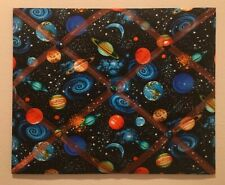 Planet Solar System Science Galaxy French Memo Board Outer Space Memory Board