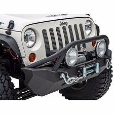 Smittybilt XRC Front Winch D-Ring Bumper 2007-2018 Jeep Wrangler JK JKU 76806