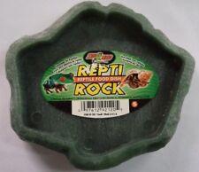 Zoo Med Repti Rock Extra Large ALIMENTAZIONE DISH RETTILI 0097612921502