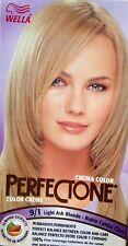 Wella Perfectone Cream Color 9/1 Light Ash Blond (3 Boxes)
