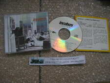 CD Pop Incubus - I Wish You Were Here (1 Song) Promo IMMORTAL +presskit