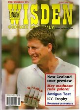 Wisden Cricket Monthly Magazine - June 1990