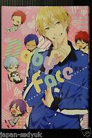 JAPAN Kuroko's Basketball/Kuroko no Basuke manga: Baby Face