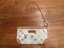 Louis Vuitton*Milla*Pochette*Murakami*Monogramm*Multicolore*Canvas*Henkeltasche*