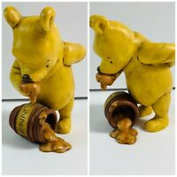 Winnie The Pooh Spilled Hunny Honey Pot Charpente Disney Resin Figurine